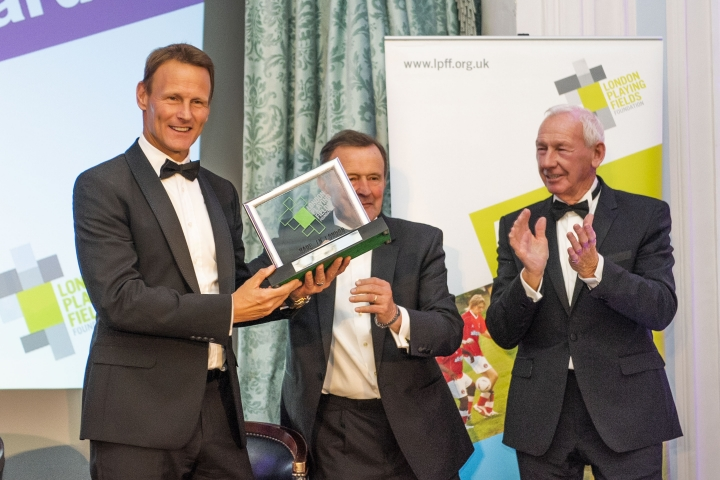 The London Playing Fields Foundation Gala Dinner